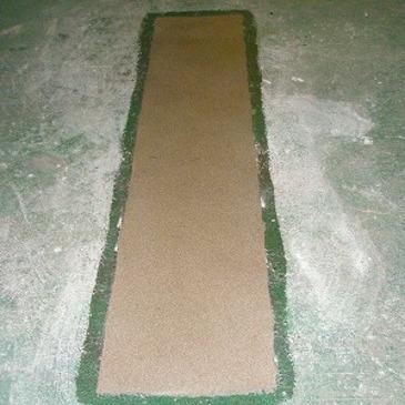 床面補修工事例